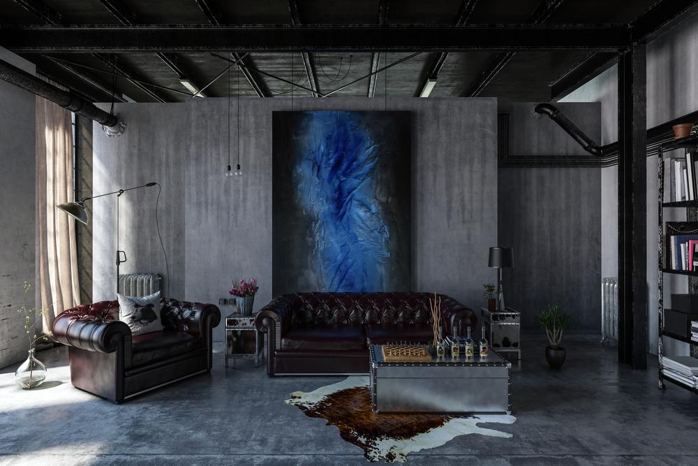 La décoration idéale en harmonie avec une chaise industrielle